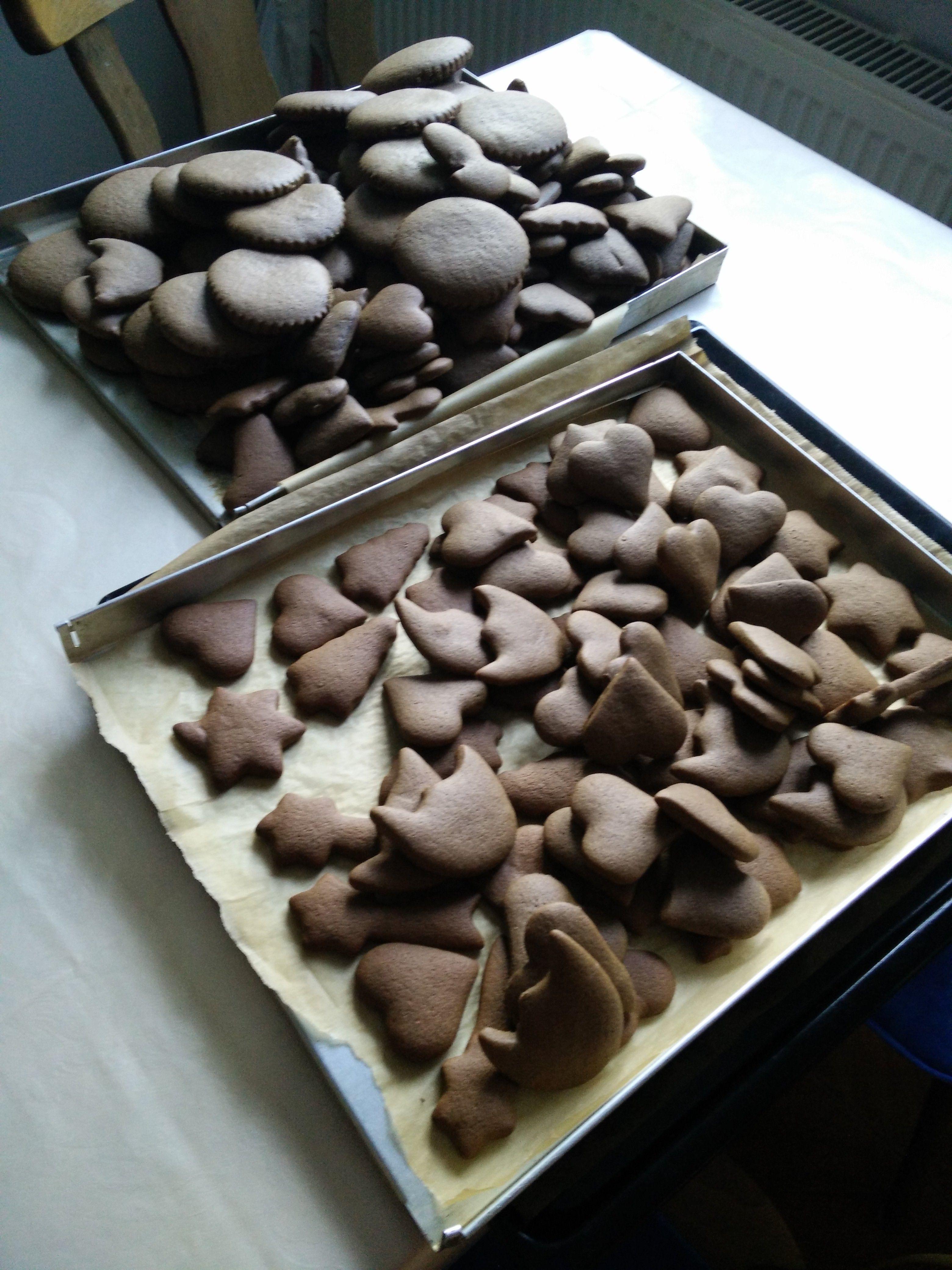 Lebkuchen (Pfefferkuchen, Honigkuchen) selber backen | Helgas Garten
